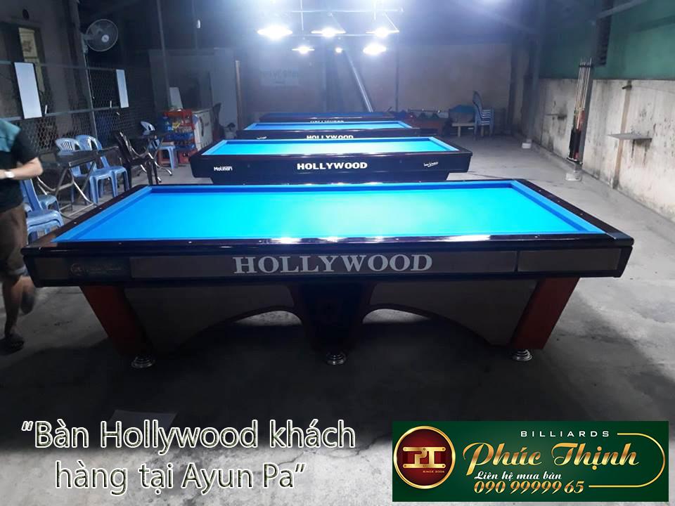 Bàn Hollywood khách hàng tại Ayun Pa