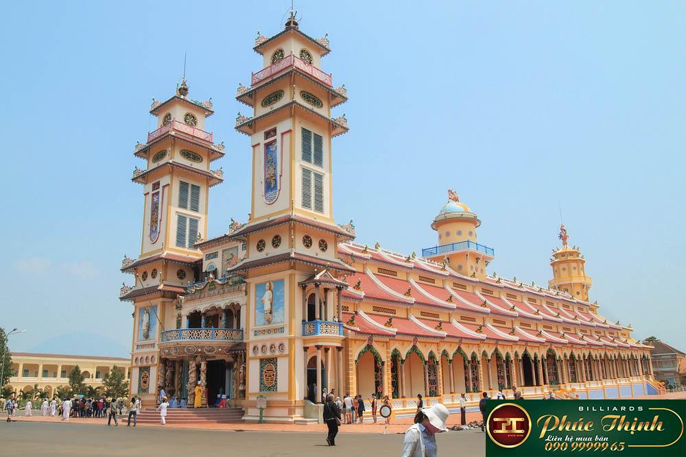 Tỉnh Tây Ninh thuận lợi kinh doanh bida